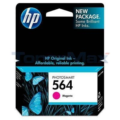 HP PHOTOSMART C6380 NO 564 INK CART MAGENTA 